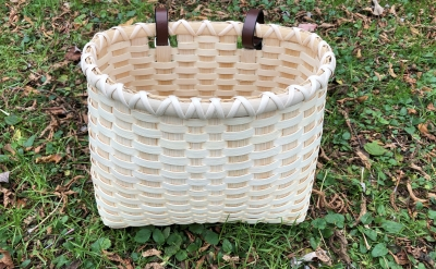 Adirondack Bicycle Basket Linda Scherz 11.2019