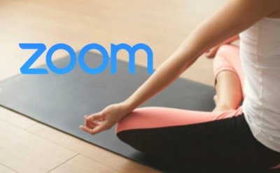 yoga with zoom