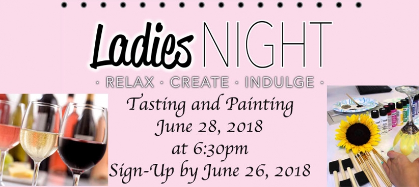 LAdies Night June