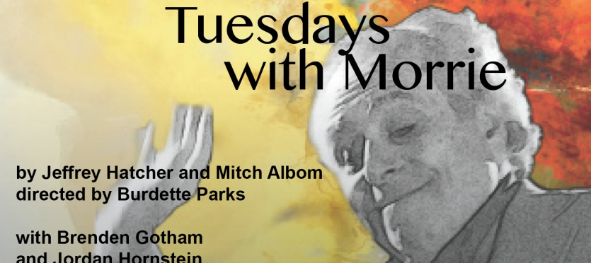 Tuesdays with morrie web design