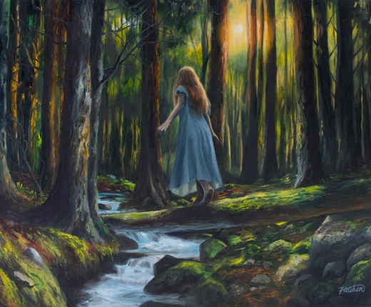Walk in the Woods by Stephen Fletcher