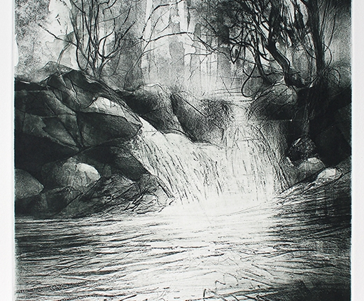 Jake Muirhead - Falls at Burnt Mills